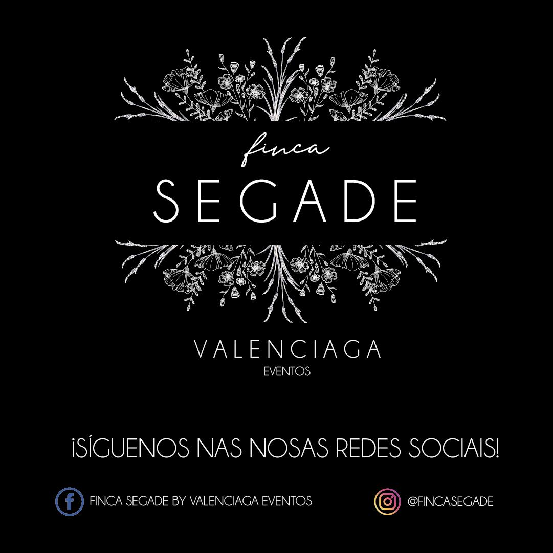 FINCA SEGADE, O NOSO ESPAZO PARA EVENTOS