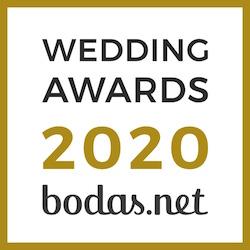 WEDDING AWARDS 2020: MELLOR EMPRESA NA CATEGORÍA DE CATERING