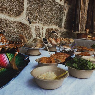Somos Valenciaga, Somos Catering