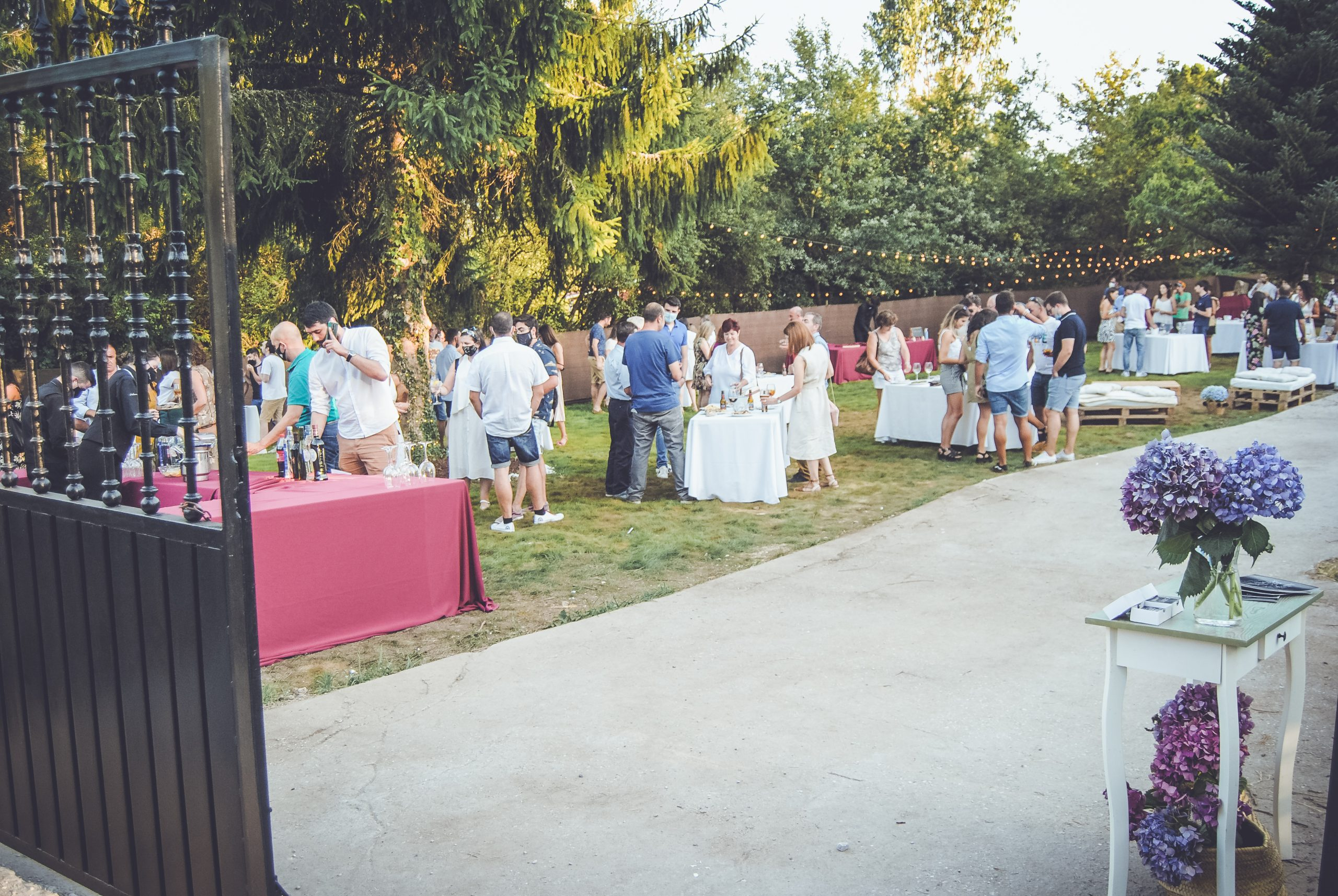 Valenciaga Catering - Finca Segade